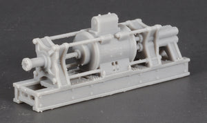 HO Scale United Engineering & Foundry Co. Hydraulic Intensifier