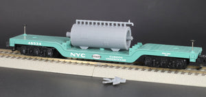 1:64 S Scale 1962 General Electric Turboencabulator Flatcar Load
