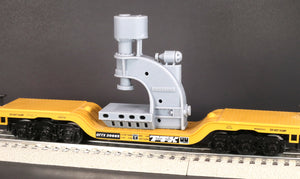 O Scale Birdsboro Steel Power Forging Hammer Model Railroad Flatcar Load