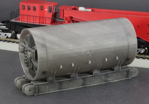 HO Scale SONGS Nuclear Reactor Core Model CEBX 802 Schnabel Load