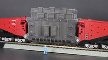 Load image into Gallery viewer, HO Scale BBC High Voltage Transformer Base for Bachmann Schnabel Car