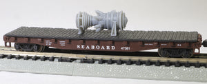 N Scale 15MW Industrial Gas Turbine Model Railroad Electric Plant