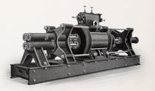Load image into Gallery viewer, HO Scale United Engineering & Foundry Co. Hydraulic Intensifier