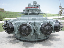 Load image into Gallery viewer, S Scale 1655HP Nordberg 11cyl Industrial Radial Engine Load Grey