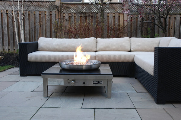 Urban Fire -2- LUX- Outdoor fire place