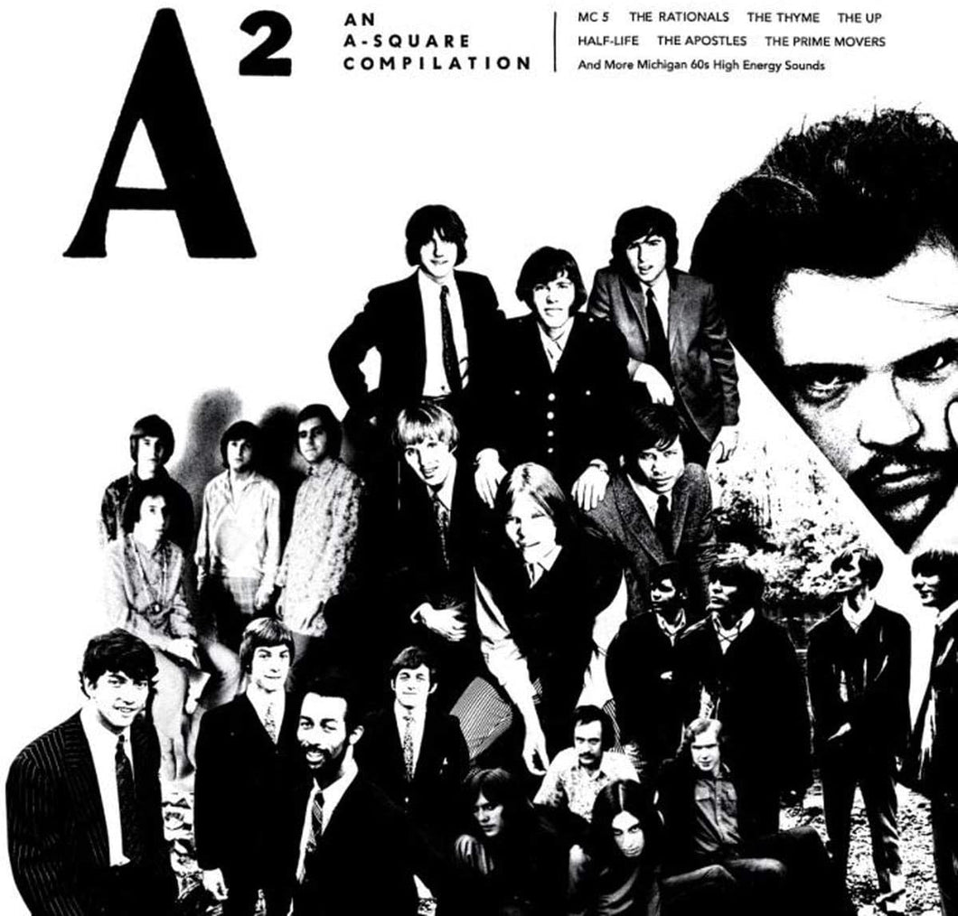 Various ‎– A² - An A - Square Compilation | 2LP