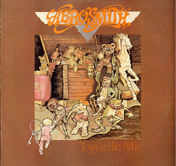 Aerosmith - Toys in the Attic