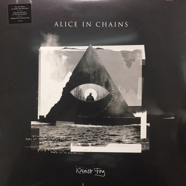 Alice In Chains - Rainier Fog | Vinyl Doble