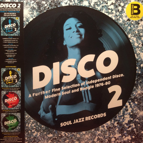 Various Artists - Disco 2: A Further Fine Selection Of Independent Disco, Modern Soul & Boogie 1976-80 Record B | Vinyl Doble