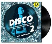 Cargar imagen en el visor de la galería, Various Artists - Disco 2: A Further Fine Selection Of Independent Disco, Modern Soul & Boogie 1976-80 Record B | Vinyl Doble