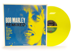 Bob Marley - Remixed | Vinyl Color Amarillo