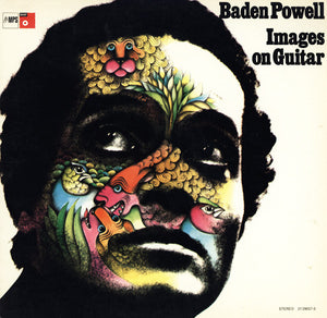 Baden Powell & Janine de Waylene -  Images On Guitar