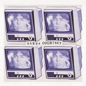 "Barns Courtney ‎- Barns Courtney Live From The Old Nunnery | 7"" [RBF19]"