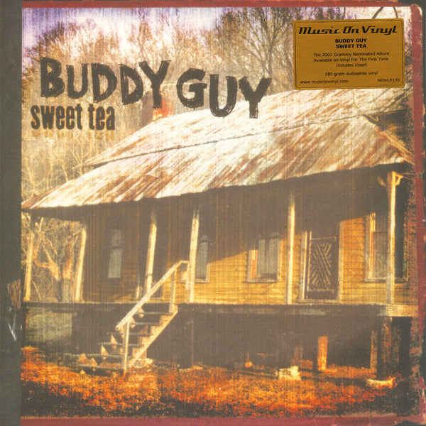 Buddy Guy ‎– Sweet Tea | 2LP