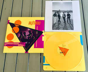 Buzzcocks - A Different Kind Of Tension | Edición Limitada Vinyl Color Amarillo