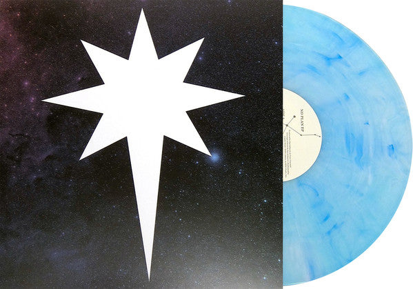 David Bowie - No Plan EP | Clear / Blue Marble Vinyl