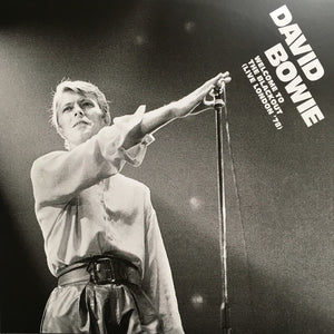 David Bowie ‎– Welcome To The Blackout (Live London '78) | 3LP´S [RSD18]