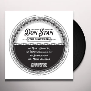 Don Stan ‎– The Slotes EP