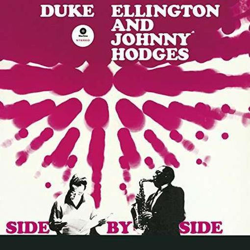 Duke Ellington And Johnny Hodges ‎– Side By Side
