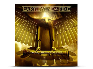 Earth, Wind & Fire ‎– Now, Then & Forever