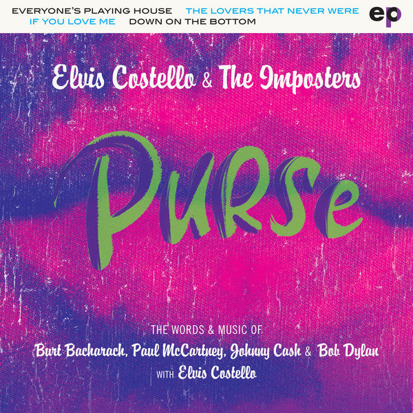 Elvis Costello & The Imposters ‎– Purse | [RSD19]