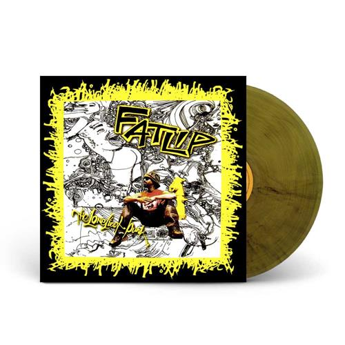 Fatlip- The Loneliest Punk | Vinyl Splatter Amarillo y Negro [RSD19]