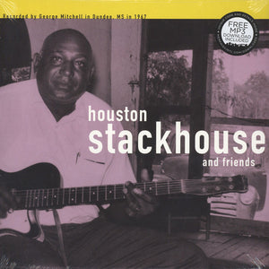 Houston Stackhouse And Friends ‎– The George Mitchell Collection