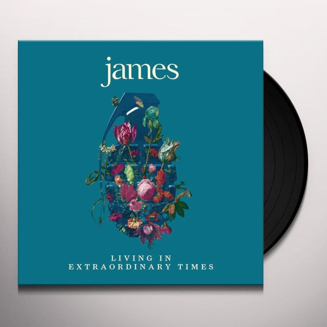 James - Living in Extraordinary Times | 2LP