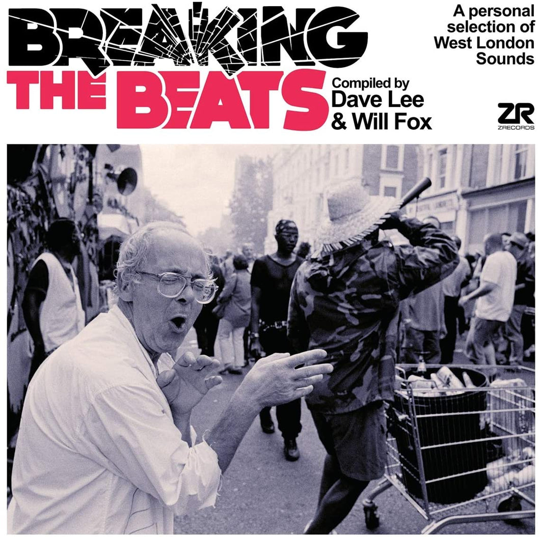 Joey Negro & Will Fox ‎– Breaking The Beats | 2LP