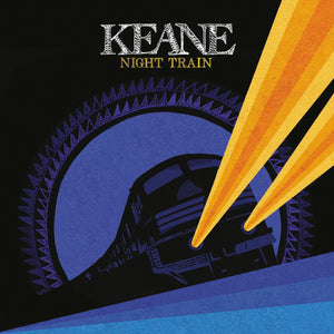 Keane - Night Train | Vinyl Naranja Transparente [RSDROP1]