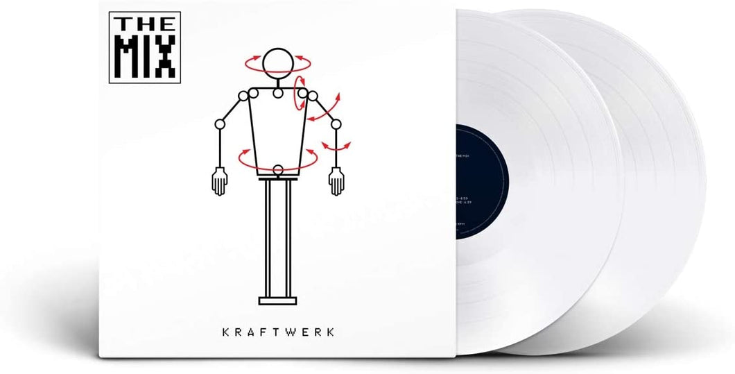 Kraftwerk - Mix | 2LP Color Blanco