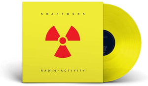 [Preventa] Kraftwerk - Radio-Activity | Vinyl Amarillo
