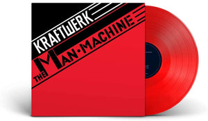 Kraftwerk - The Man-Machine | Vinyl Rojo