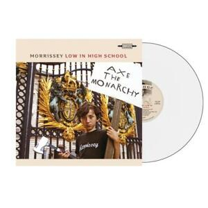 Morrissey - Low In High School | Vinyl Transparente