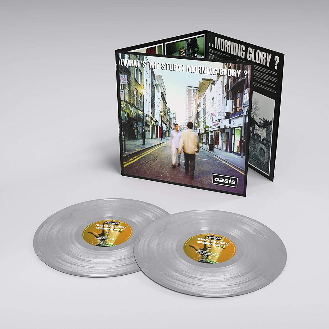 [Preventa] Oasis - What's The Story Morning Glory? | 2LP Plata - 25 Aniversario