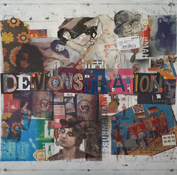 Peter Doherty ‎- Hamburg Demonstrations