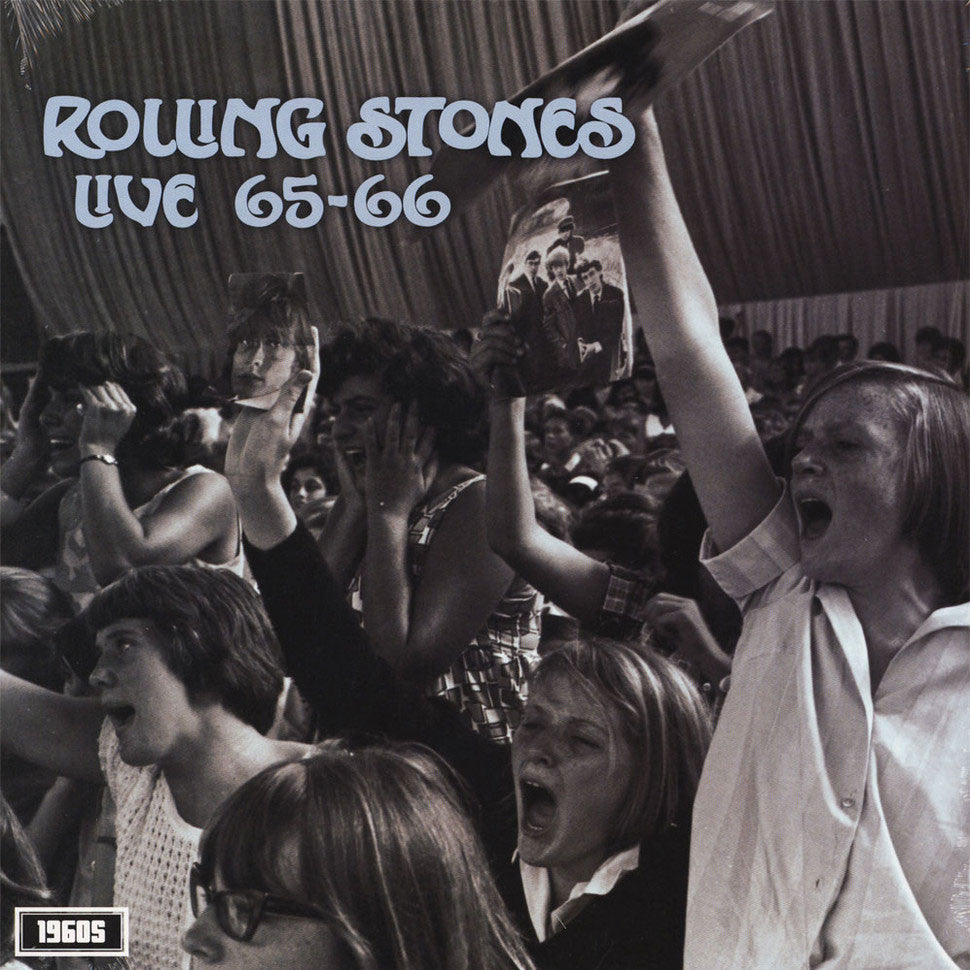 Rolling Stones - Live 65-66