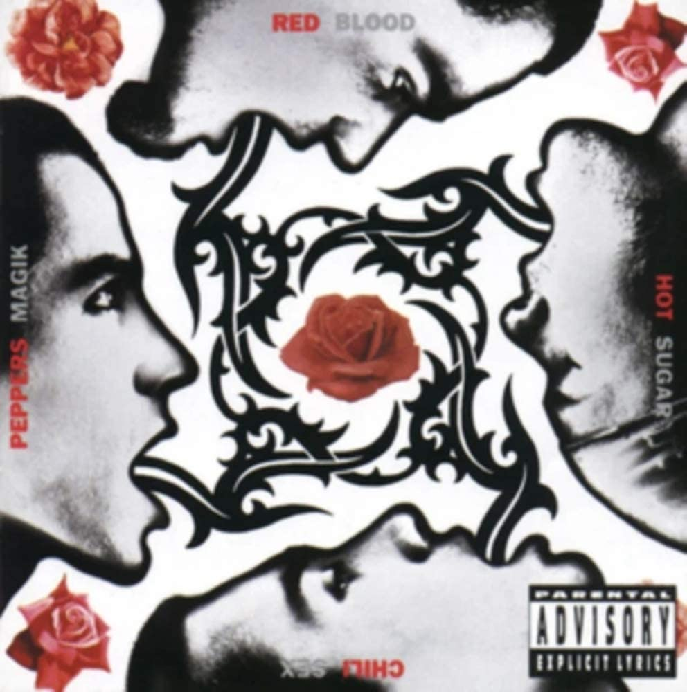 Red Hot Chili Peppers ‎– Blood Sugar Sex Magik | 2LP