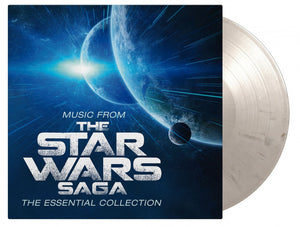 Robert Ziegler - Music From The Star Wars Saga: The Essential Collection Exclusive Stormtrooper Edition | 2LP Marmoleado