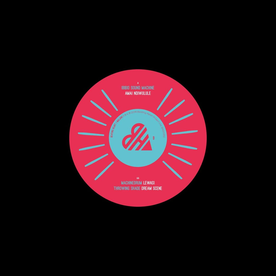 Beating Heart: Ibibio Sound Machine / Machinedrum / Throwing Shade ‎– Amai Ndiwulule / Lewasi / Dream Scene