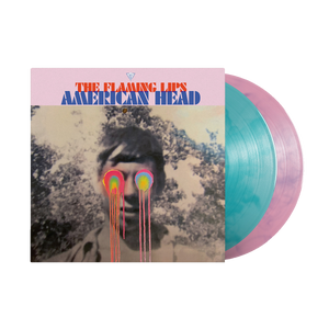 The Flaming Lips - American Head | 2LP Azul y Rosa Indie Exclusive