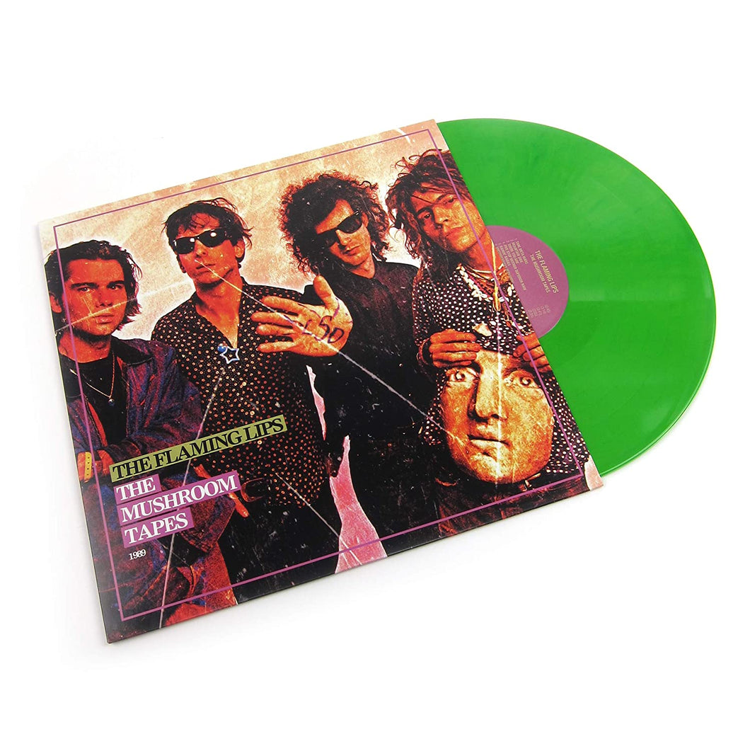The Flaming Lips ‎– The Mushroom Tapes | Green Vinyl [RSD18]
