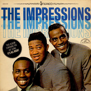The Impressions ‎– The Impressions