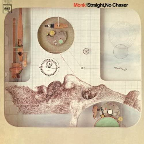 Thelonious Monk ‎– Straight, No Chaser