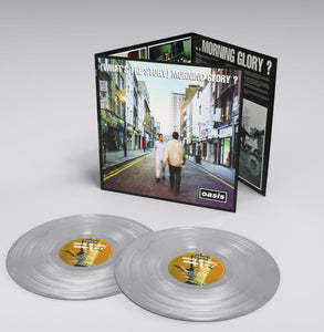 Oasis - What's The Story Morning Glory? | 2LP Plata - 25 Aniversario