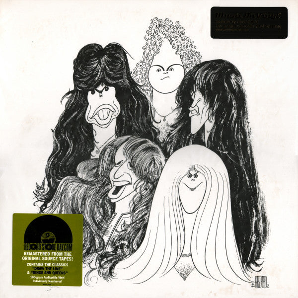 Aerosmith - Draw the Line | Numerado [RSD16]