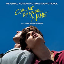 Cargar imagen en el visor de la galería, Various Artists - Call Me By Your Name (Original Motion Picture Soundtrack) | Vinyl Doble Color Durazno Edición Limitada