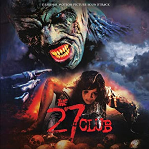 Various Artists - The 27 Club Original Soundtrack | 2LP Color Rojo