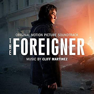 Cliff Martinez - The Foreigner (Original Motion Picture Soundtrack) | Vinyl Color Naranja Edición Limitada