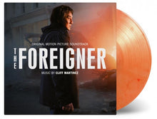 Cargar imagen en el visor de la galería, Cliff Martinez - The Foreigner (Original Motion Picture Soundtrack) | Vinyl Color Naranja Edición Limitada
